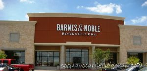 barnes and noble outside