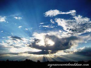 Donna di nuvola