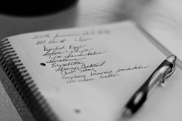 lista della spesa
