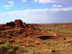 wupatki pueblo sunset crater