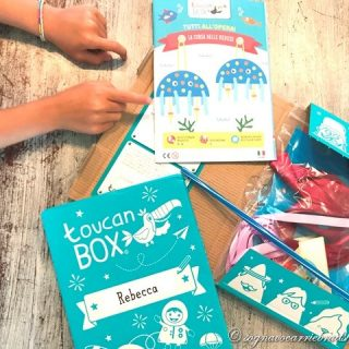toucanbox le scatole creative