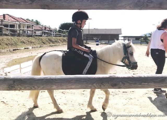 bimbi equitazione